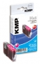 Tusz KMP do HP 364XL - CB324EE magenta + chip